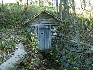 Spring house - Image: Springhouse