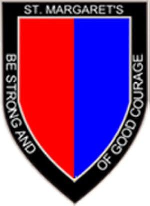 St. Margaret's School, Brunei - School Badge
