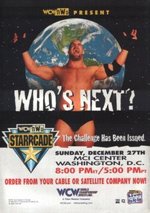 Image result for wcw starrcade 1998