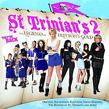 St  Trinian's 2: The Legend of Fritton's Gold (soundtrack