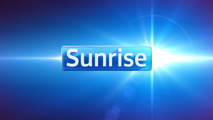 Sunrise (Sky News) - Image: Sunrise Logo