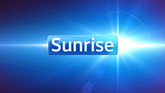 Sunrise (Sky News) - Image: Sunrise Logo