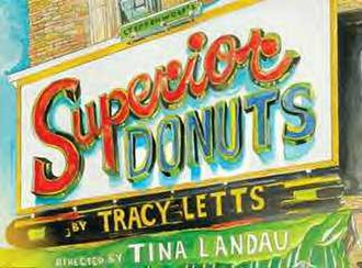 Superior Donuts - Poster for the Broadway production