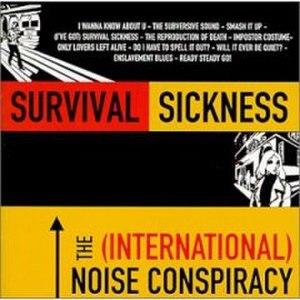 Survival Sickness - Image: Survival sickness album
