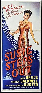 <i>Susie Steps Out</i>