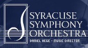 Syracuse Symphony Orchestra - official Logo