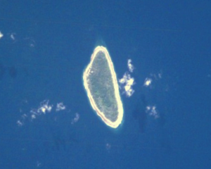 Tepoto (North) - NASA picture of Tepoto Island FP