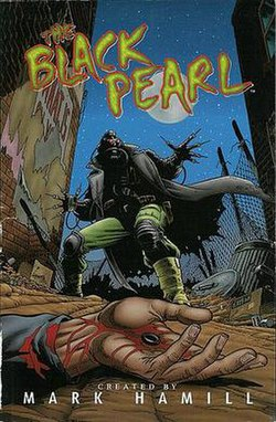 The Black Pearl (comics) - Wikipedia