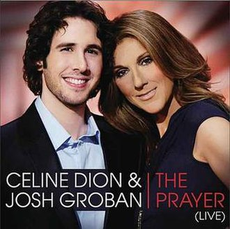 The Prayer (Celine Dion and Andrea Bocelli song) - Image: The Prayerdigital