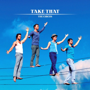The Circus (Take That album) - Image: The Circus cover