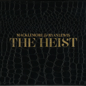 The Heist (album) - Image: The Heist cover