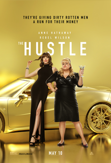 <i>The Hustle</i> (film) 2019 film directed by Chris Addison