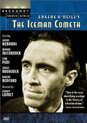 The Iceman Cometh (The Play of the Week) - Broadway Theatre Archive recording DVD cover