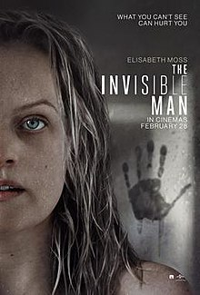 The Invisible Man (2020 film) - release poster.jpg