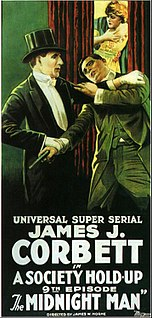 <i>The Midnight Man</i> (1919 film) 1919 film