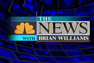 <i>The News with Brian Williams</i> US television program