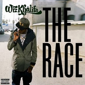 The Race (Wiz Khalifa song) - Image: The Race cover