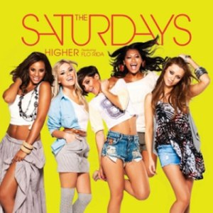 Higher (The Saturdays song) - Image: The Saturdays Higher