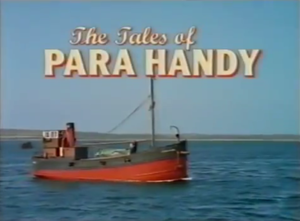 The Tales of Para Handy - Title screen capture