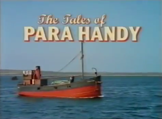 <i>The Tales of Para Handy</i> television series