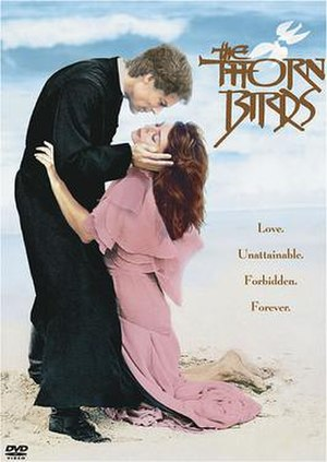 The Thorn Birds (miniseries) - DVD cover
