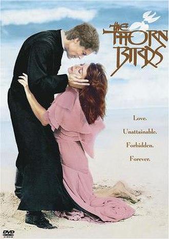 The Thorn Birds (miniseries) - DVD cover