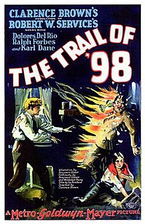 <i>The Trail of 98</i> 1928 film