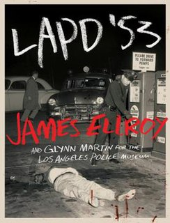 <i>LAPD 53</i> book by James Ellroy