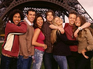 The Real World: Paris - The cast of The Real World: Paris