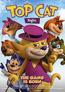 <i>Top Cat Begins</i>