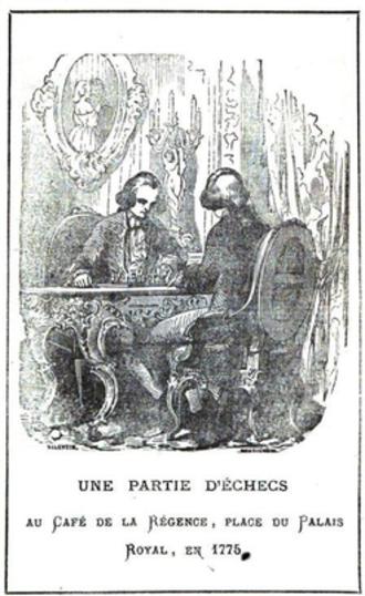 Traité des Amateurs - Page from the Traité, fourth edition (1837)