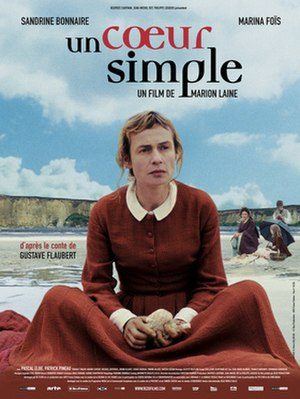 A Simple Heart (film) - Film poster