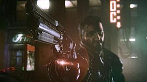 First-person shooter engine - An in-Engine screenshot of Real-Time Samaritan Demo, powered by Unreal Engine 3