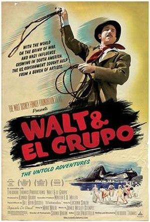 Walt & El Grupo - Image: Walt and El Grupo poster
