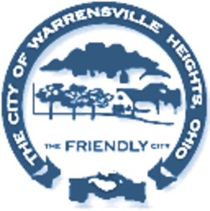 Warrensville Heights, Ohio - Image: Warrensville Heights Ohio Seal