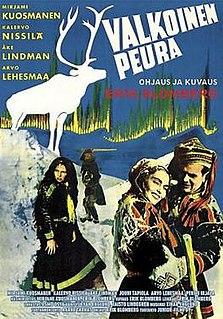 <i>The White Reindeer</i> 1952 film by Erik Blomberg