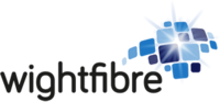 Current WightFibre logo