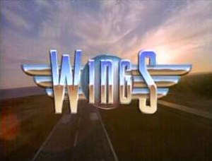 Wings (1990 TV series) - Image: Wings title screen