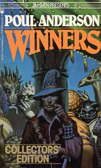 Winners (short story collection) - first edition of Winners