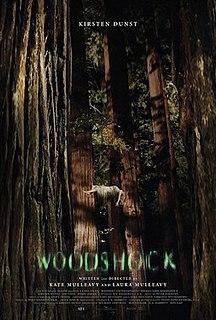 <i>Woodshock</i> 2017 psychological thriller drama film