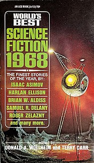 <i>Worlds Best Science Fiction: 1968</i> book by Donald A. Wollheim