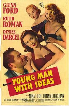 Young Man with Ideas movie