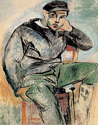 The Young Sailor II - Image: Young Sailor I by Matisse