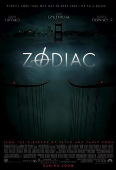 Picture of a movie: Zodiac