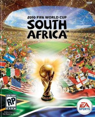 2010 FIFA World Cup South Africa (video game) - North American cover art