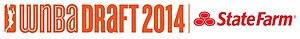 2014 WNBA draft - Image: 2014 WNBA Draft Logo