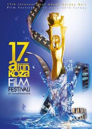 17th International Adana Golden Boll Film Festival - Festival Poster