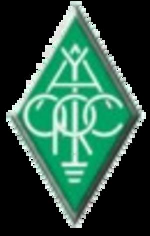 Aruba Amateur Radio Club - Image: AARC logo