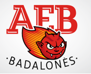 AE Badalonès - Image: AE Badalones logo