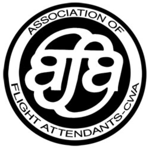 Association of Flight Attendants (UK) - Image: AFA CWA logo